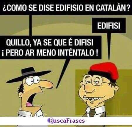 Chistes de catalanes y andaluces