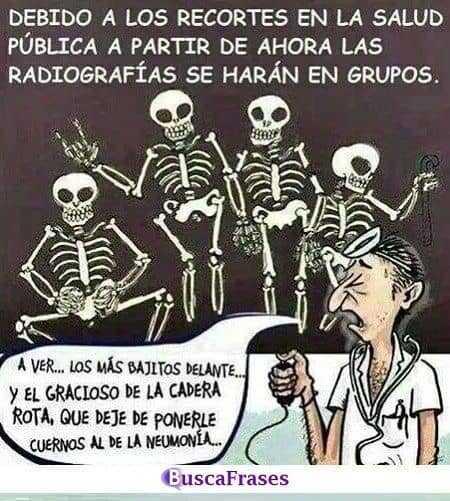Chistes de enfermeras y doctores