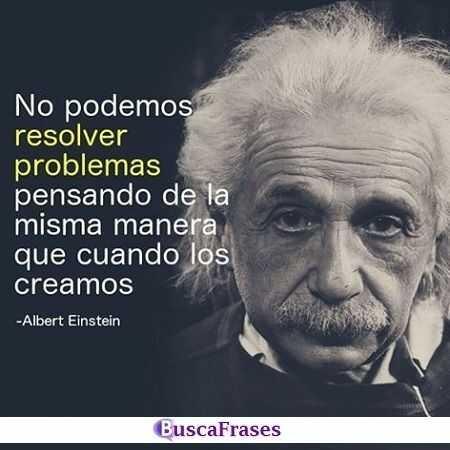 Frases De Albert Einstein Buscafraseses