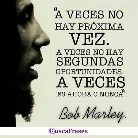 Citas célebres de Bob Marley