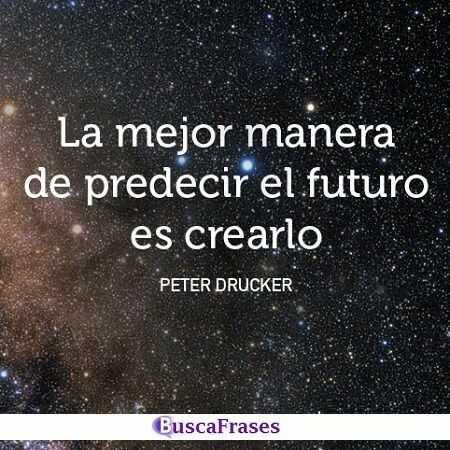 Citas lindas sobre el futuro