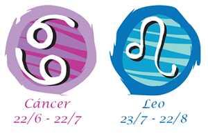 Compatibilidad cáncer y leo