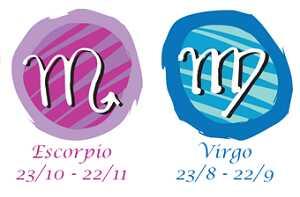 Compatibilidad escorpio y virgo
