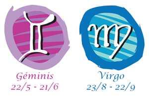 Compatibilidad géminis y virgo