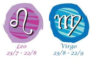 Compatibilidad leo y virgo