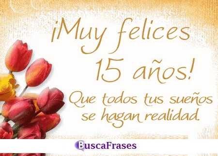 Frases De Cumpleaños Para 14 15 16 17 18 Y 19 Años