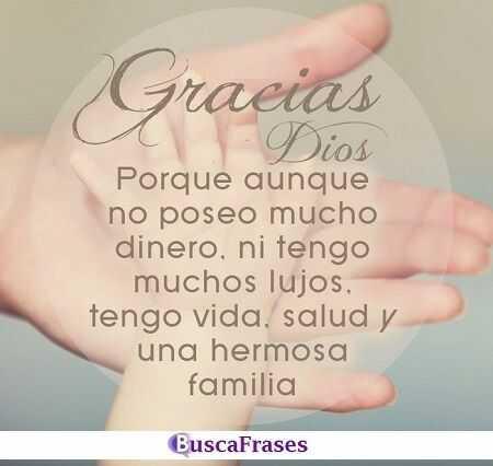 Frases De Agradecimiento A Dios Buscafraseses
