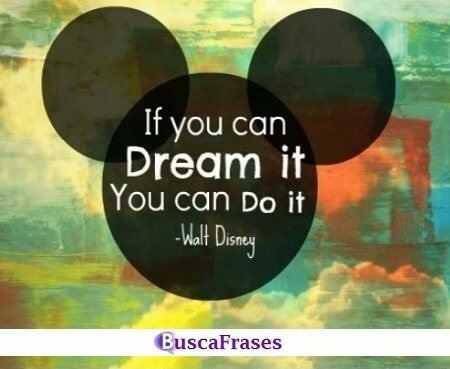 Frases bonitas sobre los sueños en inglés