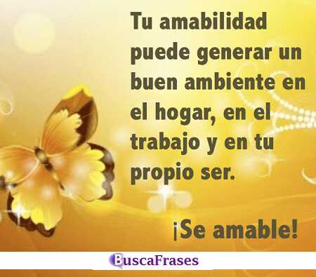 Frases Amables Buscafraseses