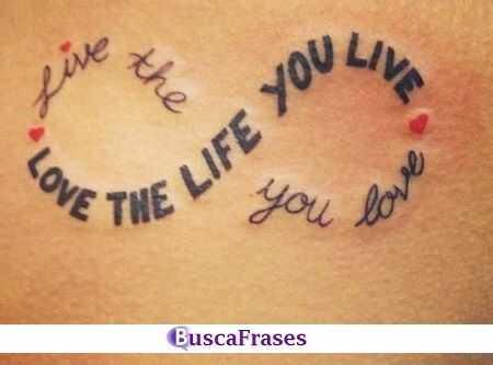Frases de amor para tattoos e inglés