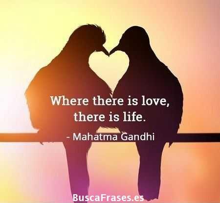 Frases de amor traducidas al castellano del inglés