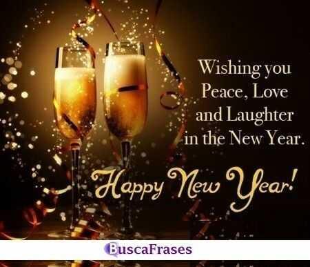 Frases de año nuevo en inglés