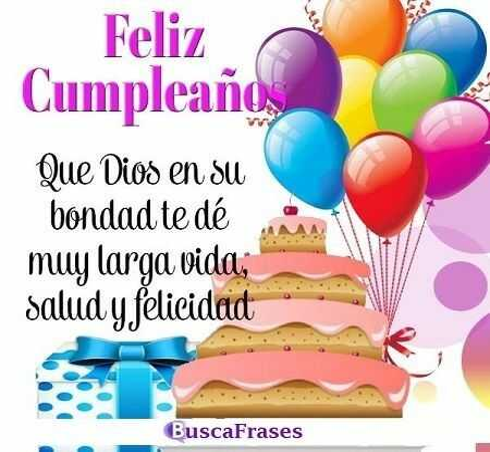 Frases De Cumpleaños Y Felicitaciones De Cumpleaños