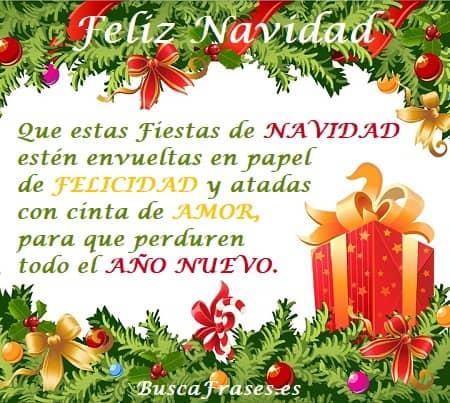 Frases Para Felicitar Las Fiestas De Navidad Y Ano Nuevo.Frases Y Felicitaciones De Navidad Buscafrases Es