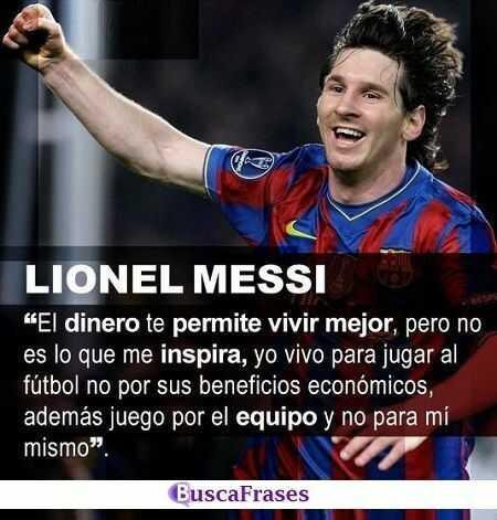 Frases de futbolistas famosos