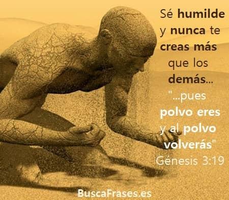 Frases de la humildad y la sencillez