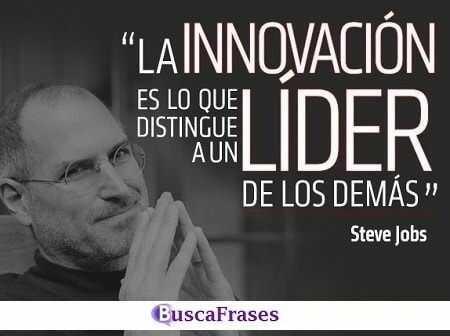 Frases de liderazgo de Steve Jobs