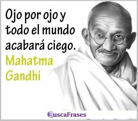Frases De Mahatma Gandhi Buscafraseses