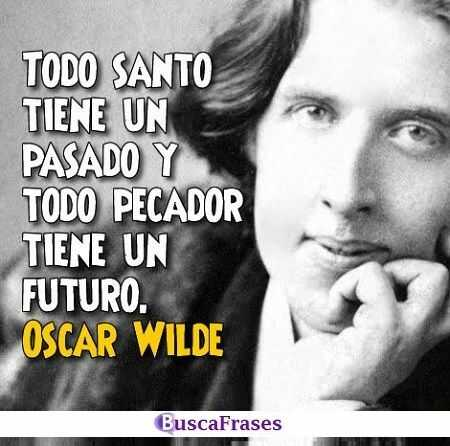 Frases de Oscar Wilde sobre la vida