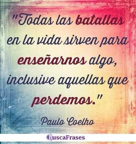 Frases De Paulo Coelho En Español Buscafraseses