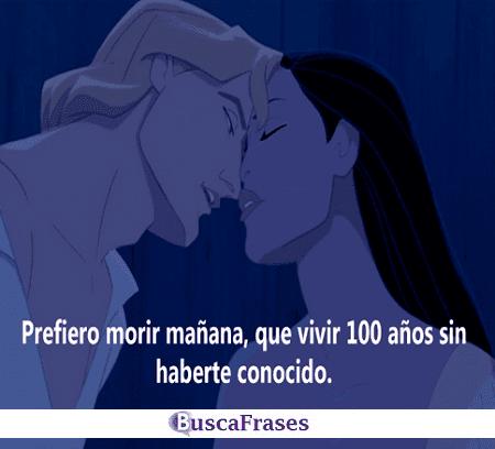 Frases de películas Disney de amor