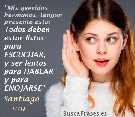 Frases de Santiago en la Biblia
