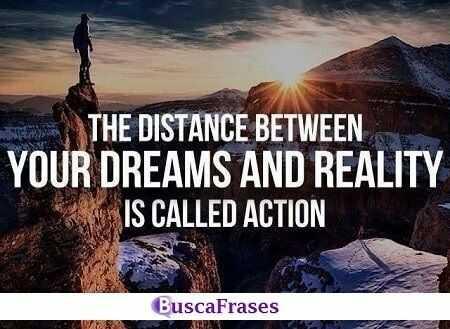 Frases de sueños y metas en inglés traducidas al español