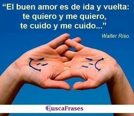 Frases de Walter Riso de amor