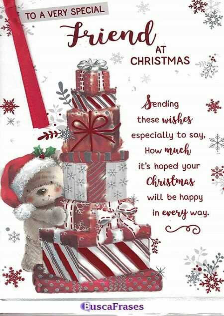 Frases De Navidad En Inglés Buscafraseses