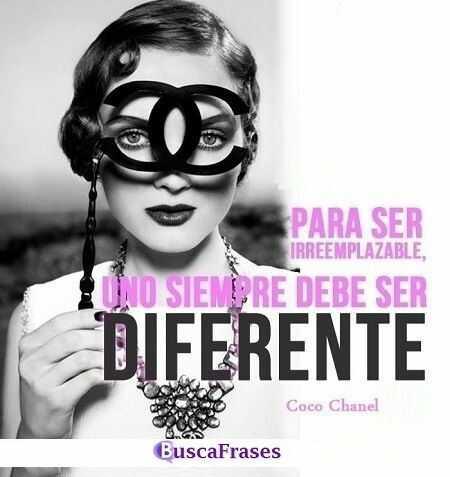Frases famosas de Coco Chanel
