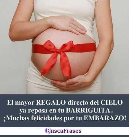 Frases Cortas Para Felicitar A Una Embarazada Servicio De