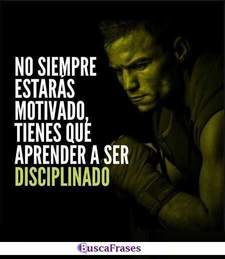 Frases motivadoras deporte for El gimnasio es un deporte