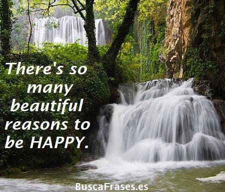 Frases positivas en inglés traducidas al español