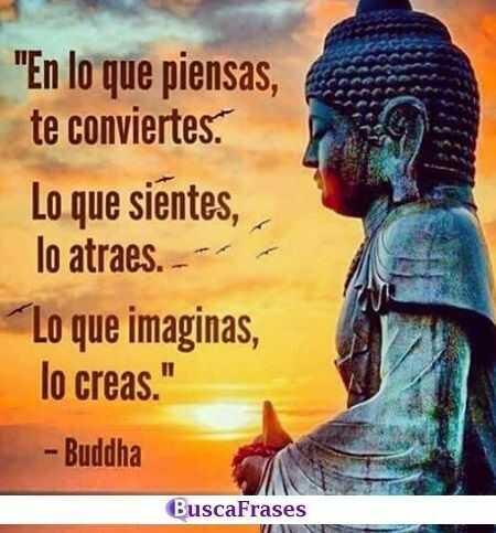 Frases sabias de Buda