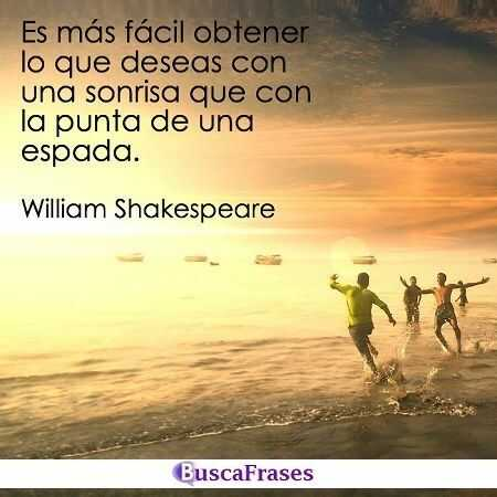 Frases sabias de William Shakespeare