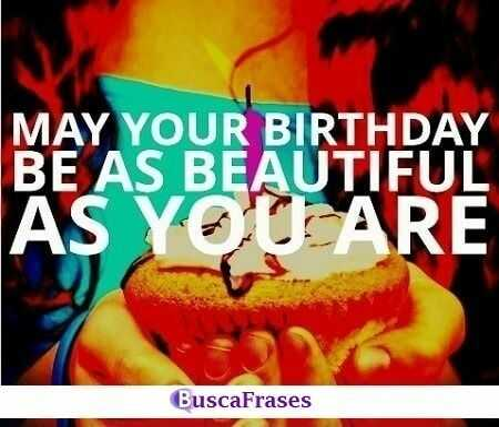 Mensajes bonitos de cumpleaños en inglés