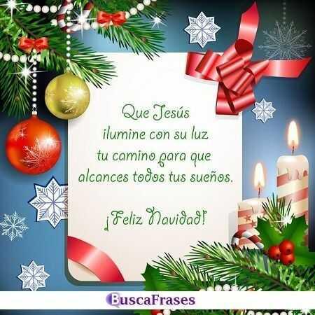 Mensajes de feliz Navidad religiosos