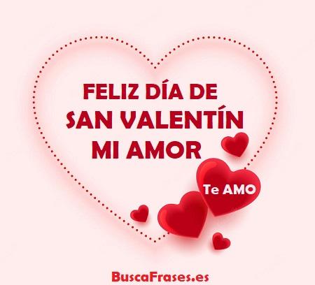 Mensajes para san Valentín