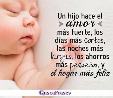 Mensajes por el nacimiento de un bebé