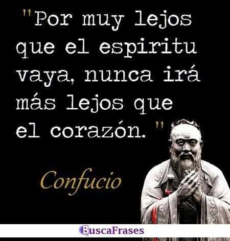 Pensamientos de Confucio