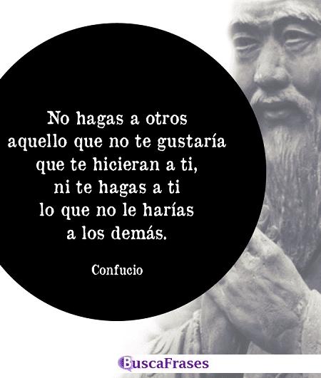 Enseñanzas de Confucio