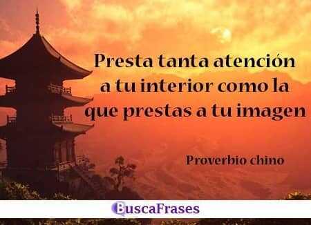 Sabiduría china de cuidar tu interior