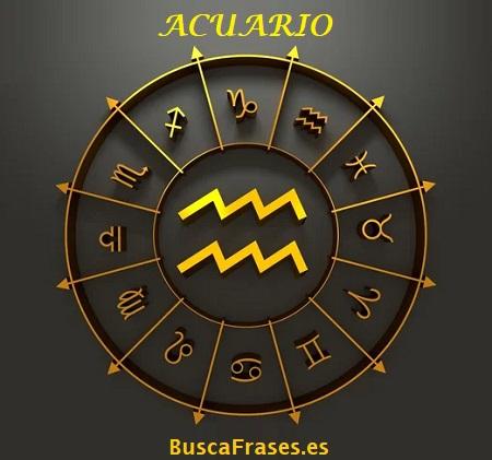 Signo acuario horóscopo