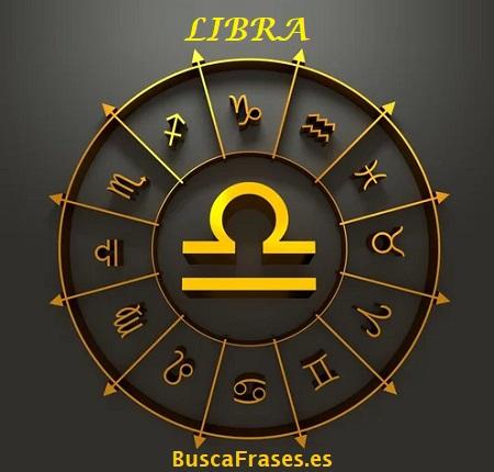 Signo libra horóscopo